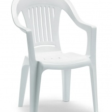SILLA CALIFORNIA BLANCO